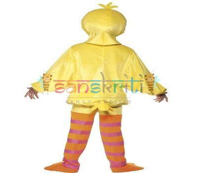 vogel-pino-sesamstraat-kostuum