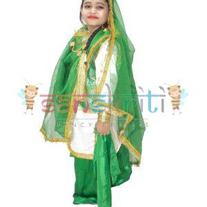 Panjabi Gidda Dance Dress