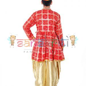 Rajasthani Dance Dress