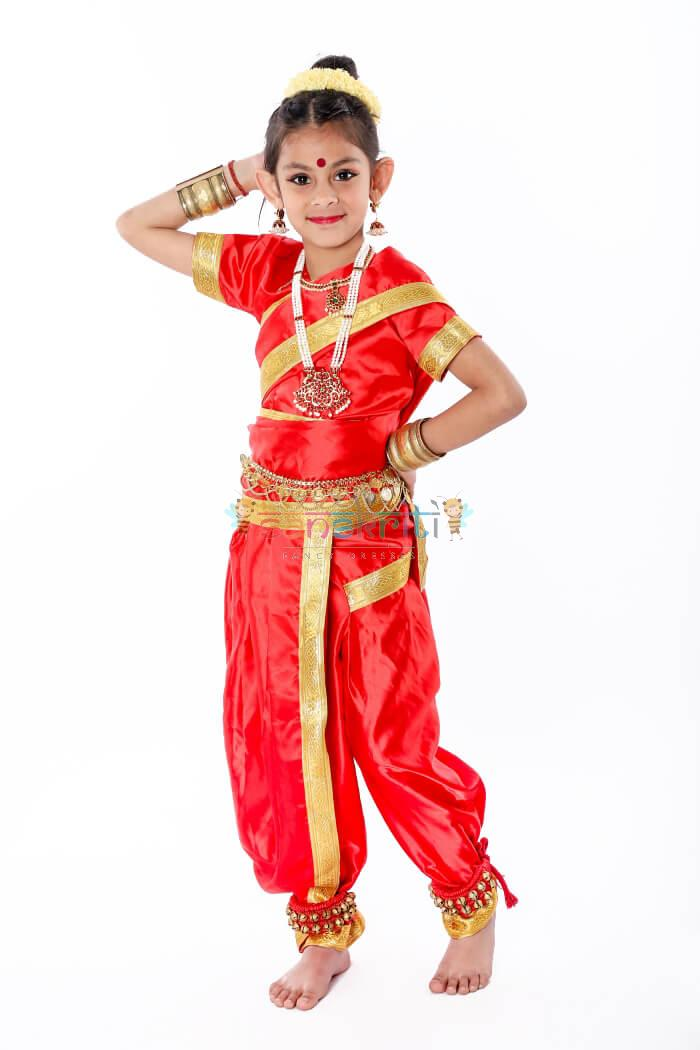 Lavani Saree Dress