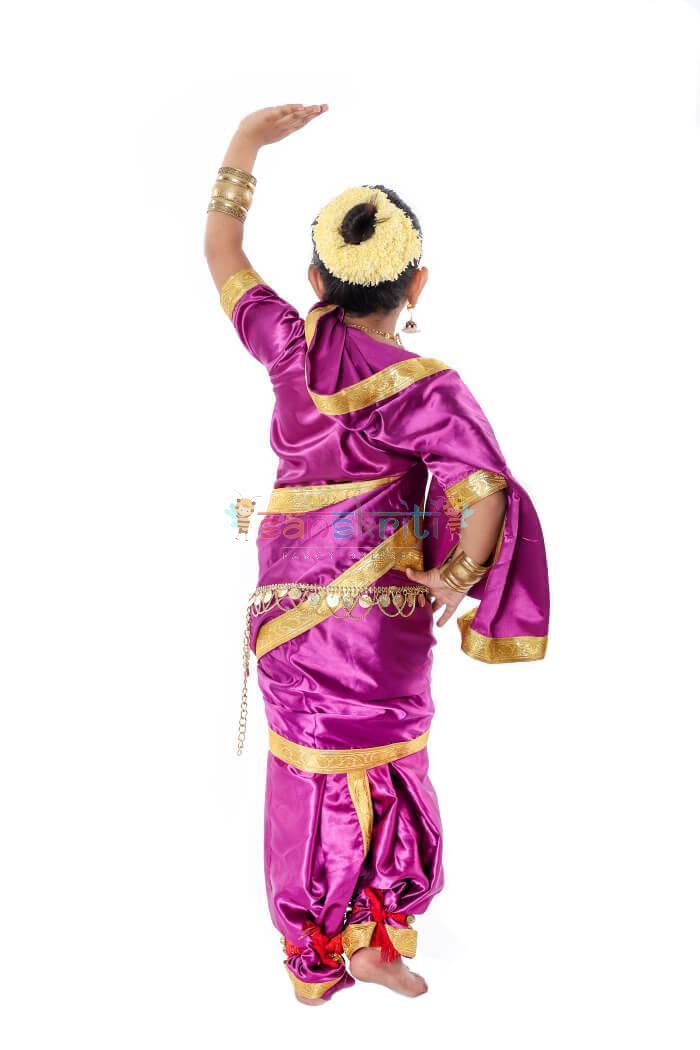 Lavani Saree Dress