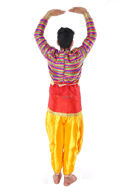 Classical Dance Dress