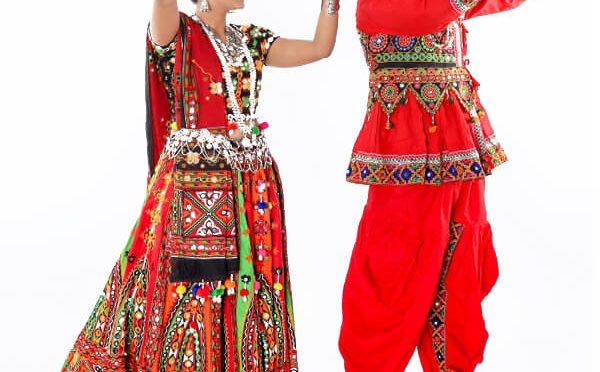 Garba Dance Dress