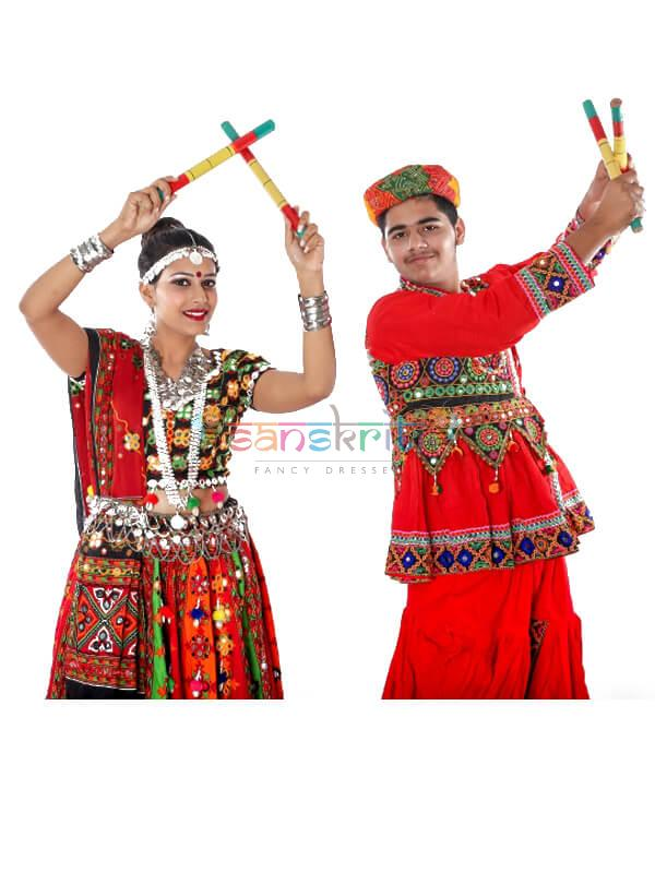 Garba Dance Dress