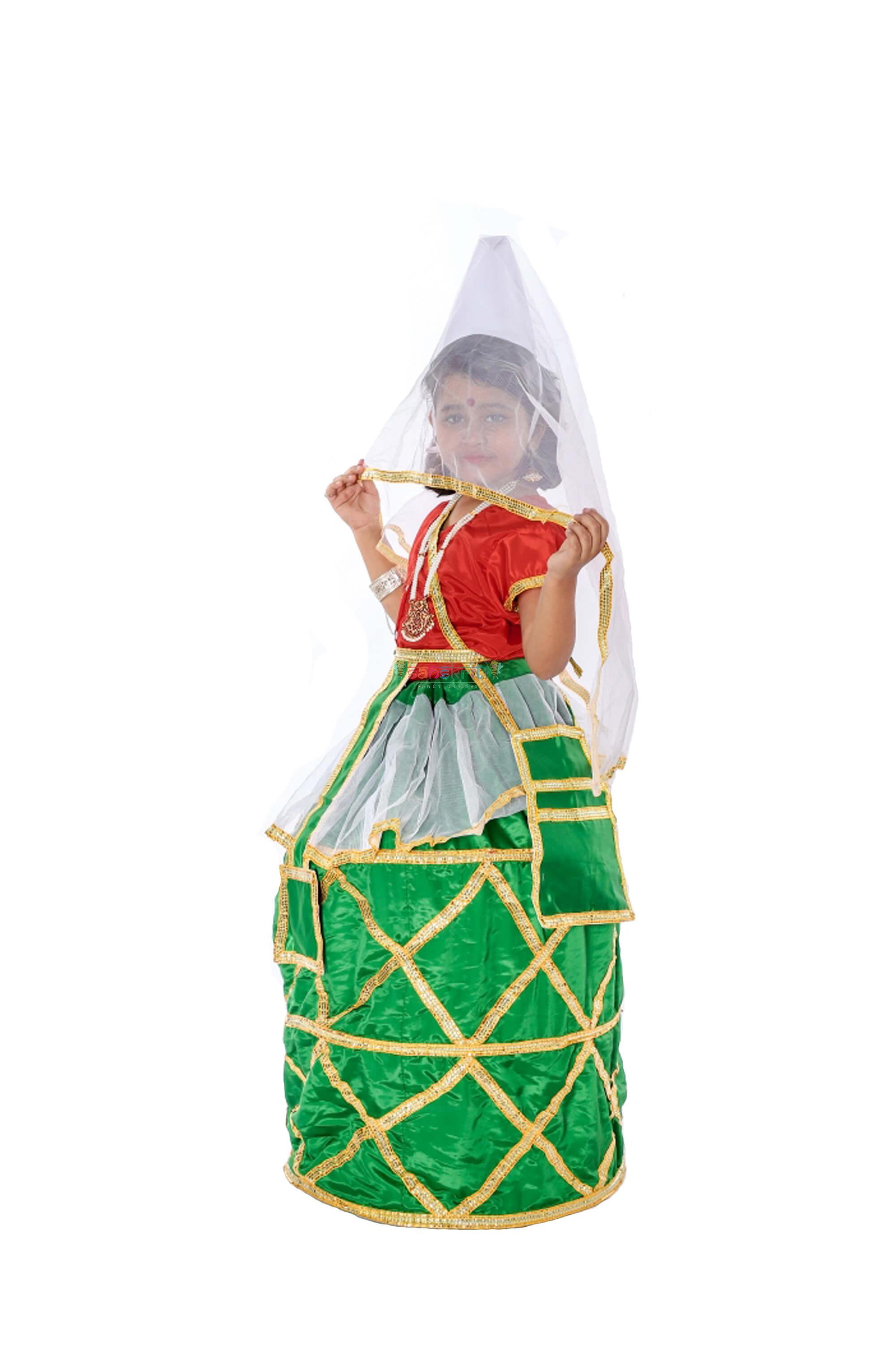 Folk Dance Dress