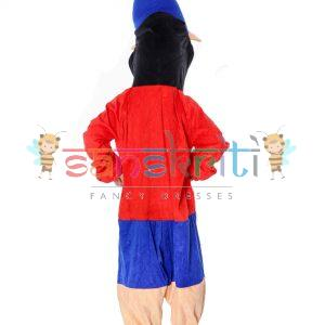 Noddy Cartoon Dress