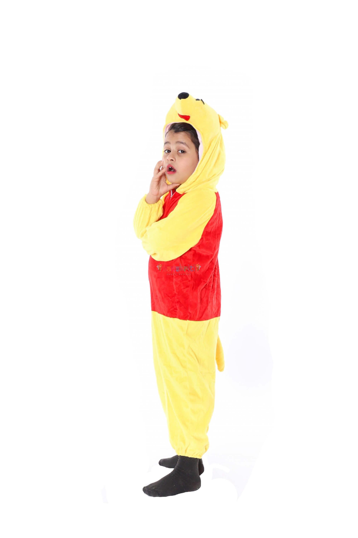 Pooh Cartoon Dress