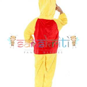 Pooh Cartoon Dress