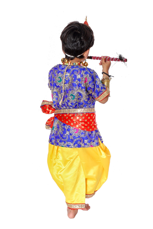Krishna Dress