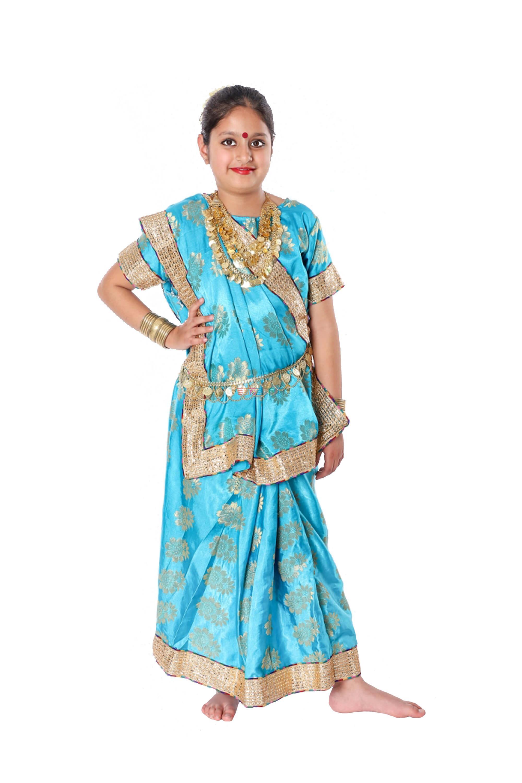 Indo Western Saree Dress
