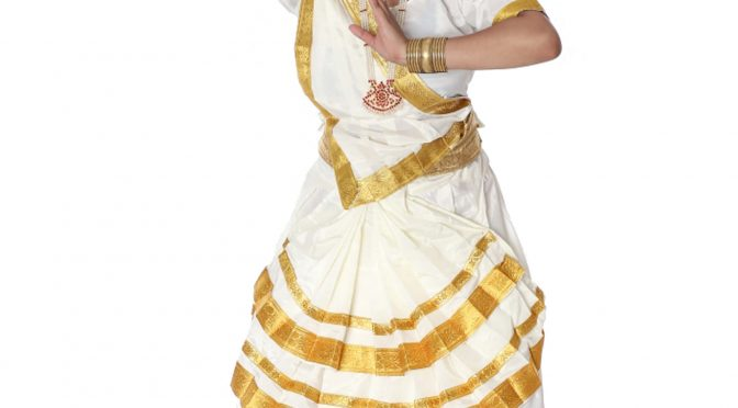 Mohiniyattam Dress