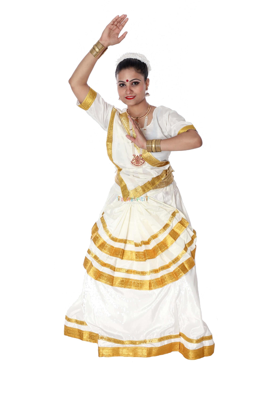 Mohiniyattam Costume Images