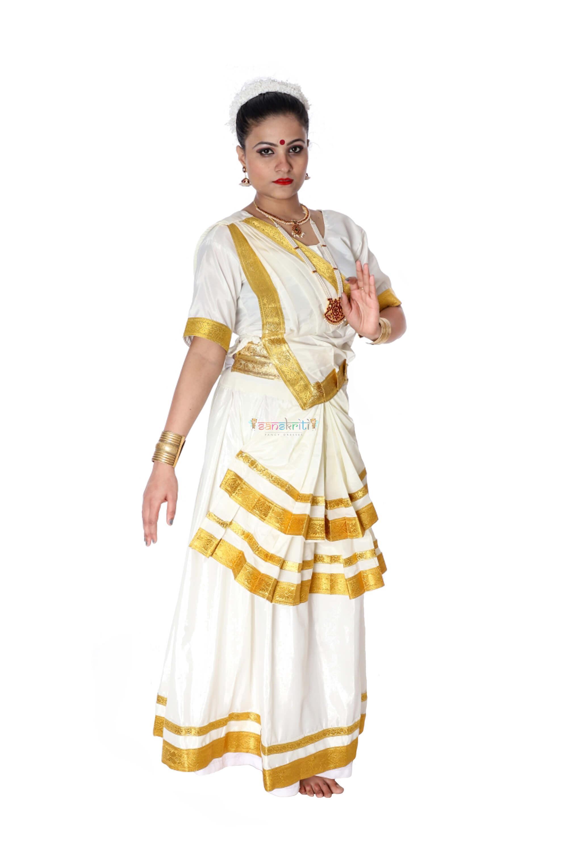 Mohiniyattam Dress