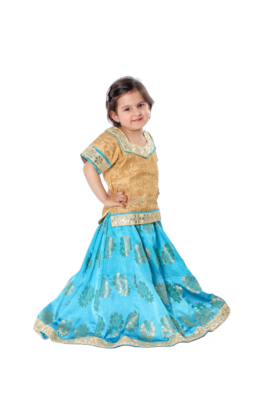 Lehenga Dress