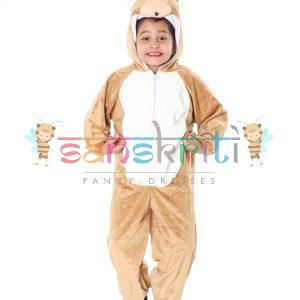 Monkey Animal Fancy Dress Costume