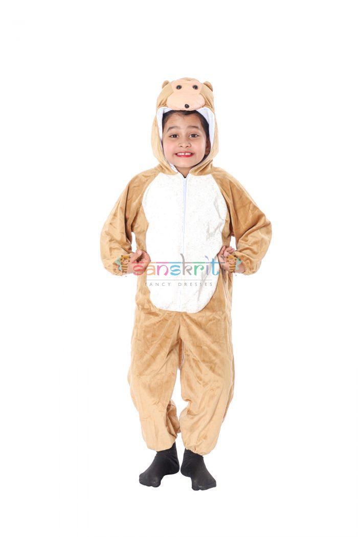 Monkey Animal Fancy Dress Costume