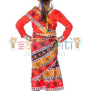 Sambalpuri Dance Dress