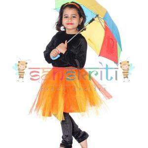 Umbrella Dance Costume