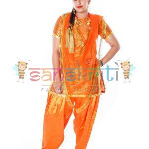 Punjabi Gidda Dance Dresses