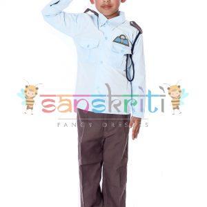 Indian Pilot uniform
