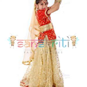 Lehenga Dance Dress