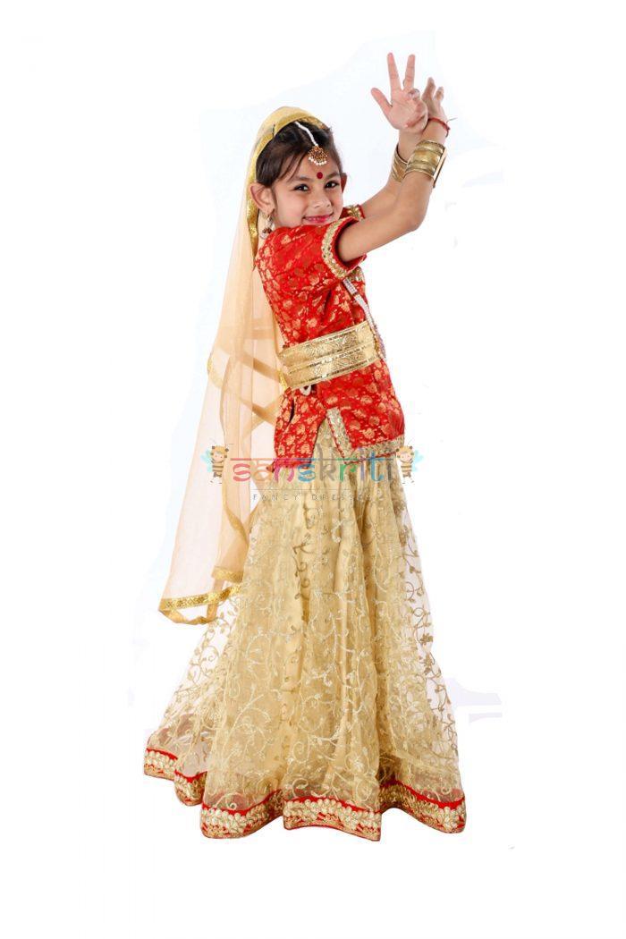Lehenga Dance Dress