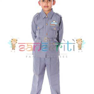 Indian Air Force Fancy Dress