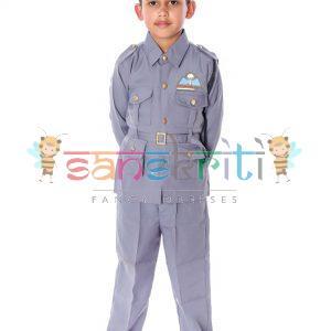 Indian Air Force Fancy Dress