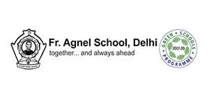 fr. agnel school Noida-1