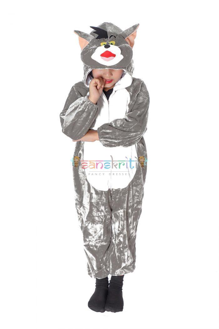 Cat Animal Fancy Dress Costume