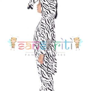 Zebra Fancy Dress