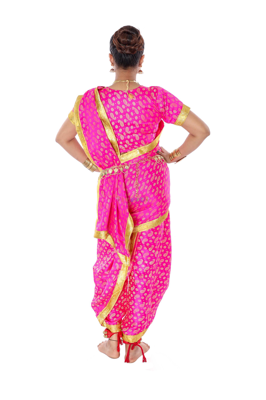 Lavani Dance Dress