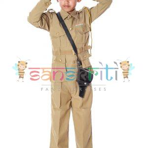 Police Man Fancy Dress