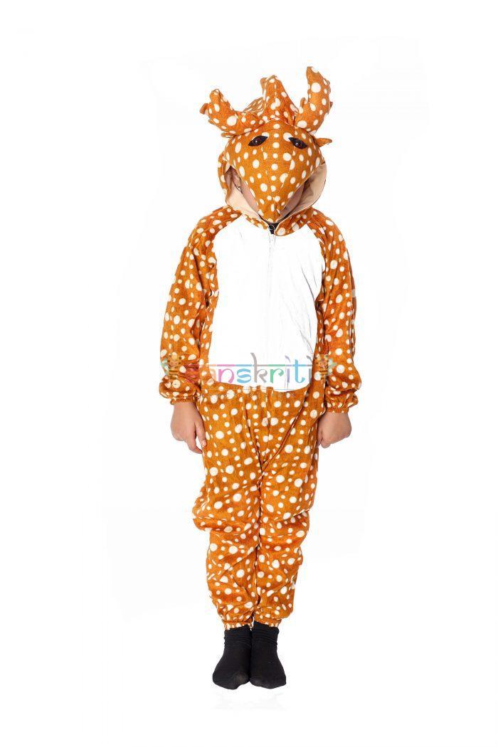 Deer Fancy Dress Costume