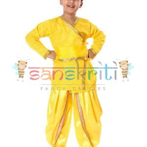 Angrakha & Dhoti Fancy Dress