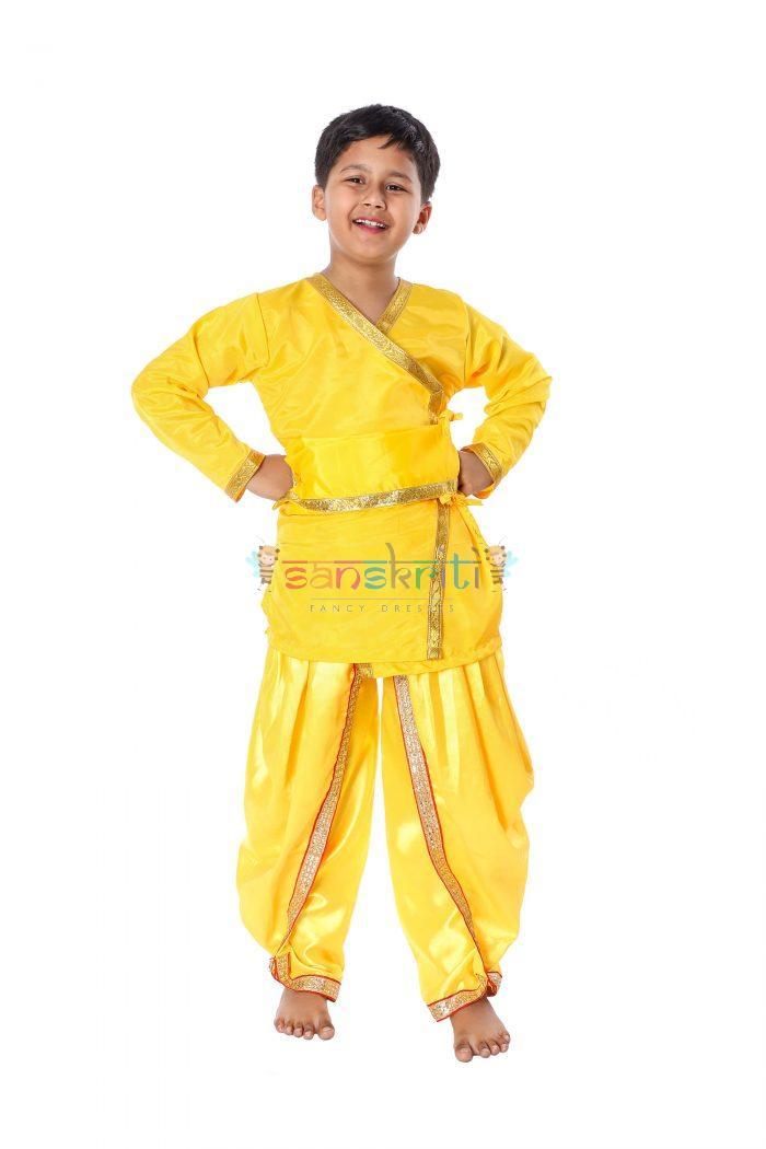 Angrakha & Dhoti Fancy Dress