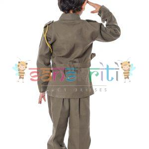 Indian Army Fancy Dress