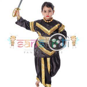Rani Lakshmi Bai Fancy Dress