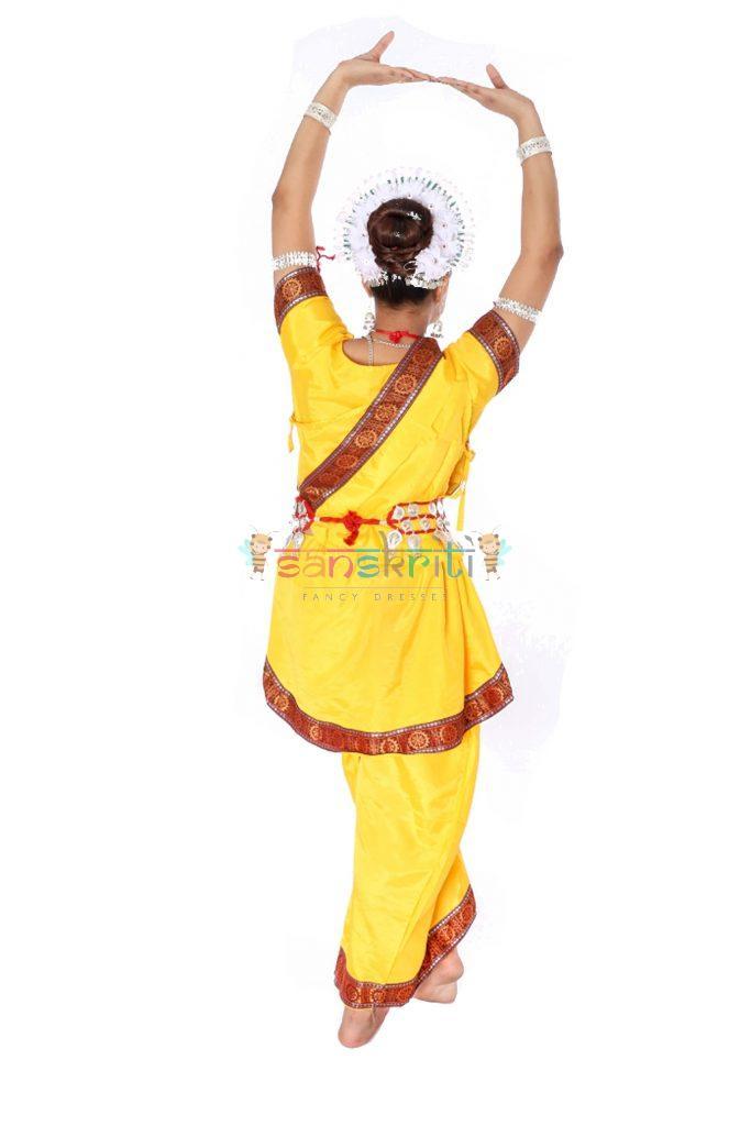 Bharatnatayam Classical Dance Dress