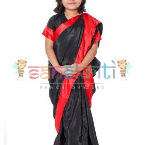 Kids Saree Fancy Dress