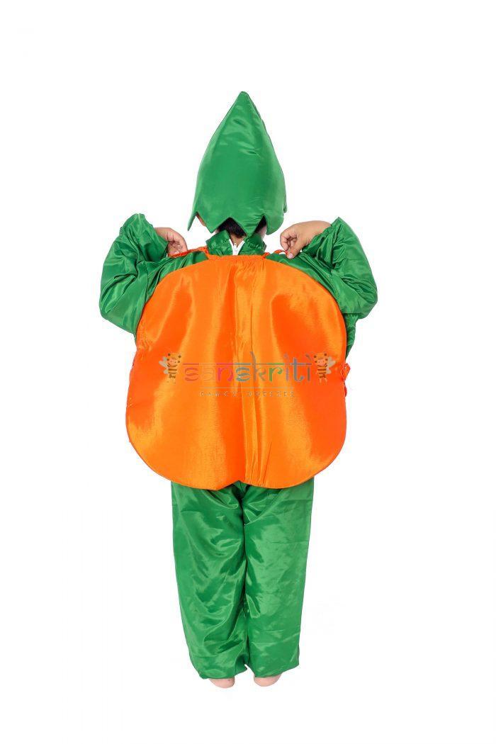 Orange Fancy Dress