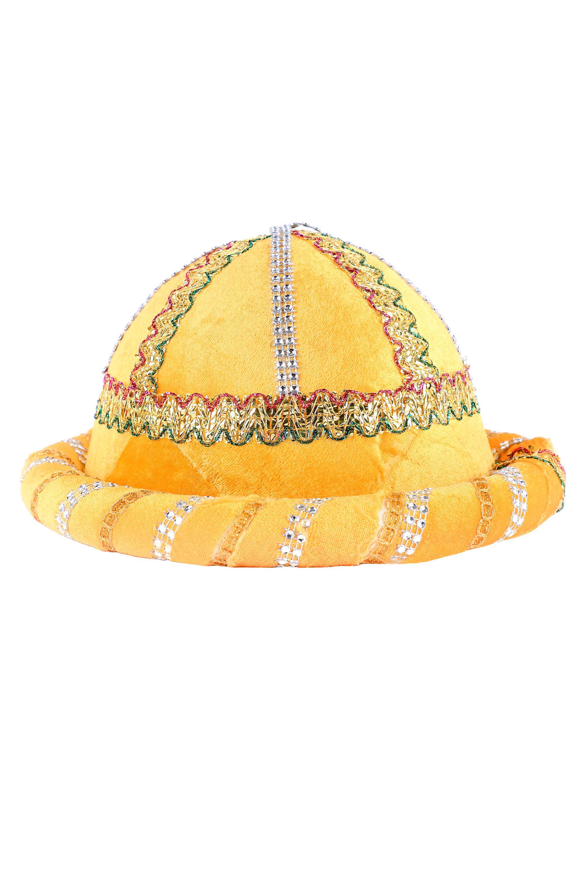 Golden Mughal Pagadi / Turban