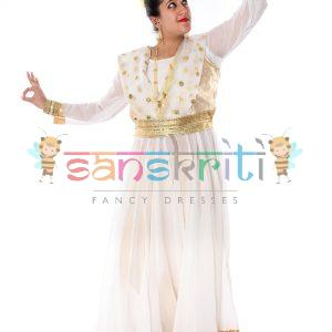 Anarkali Dance Dress