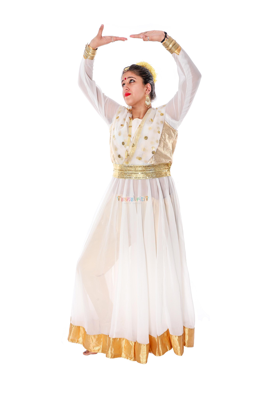 Anarkali  Dance Dress