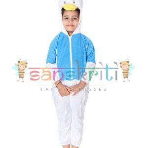 Donal Duck Fancy Dress Costume