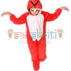 Angry Bird Fancy Dress Costume For Kids