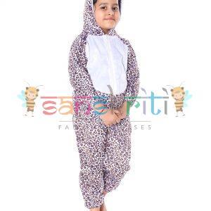 Leopard Animal Fancy Dress CostumeFor Boys And Girls