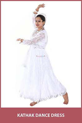 Kathak Dance Dress