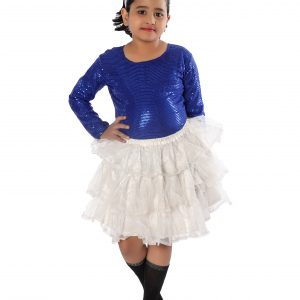 Western Dance Fancy Dress Costume Skirt And Top