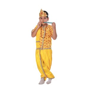 Krishna Fancy Dress Costume